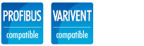 PROFIBUS compatible VARIVENT compatible